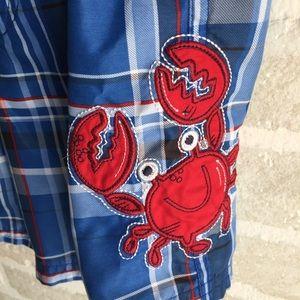 OshKosh B'gosh Swim - Boys size 3 swim trunk bundle